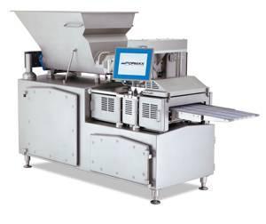 Provisur Technologies: Formax NovaMax500 sistema de formado