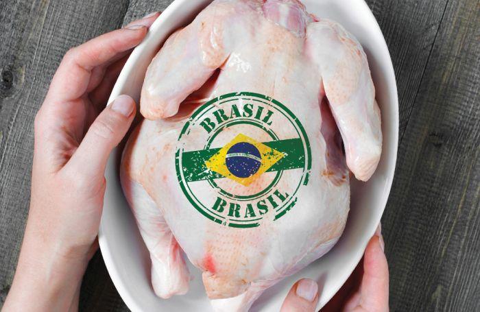 Brasil, el mayor productor de pollos de Latinoamérica