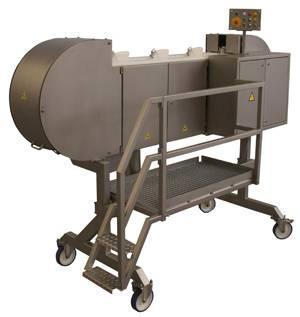 Foodmate FM 7.40: Máquina deshuesadora de pechuga de pollo