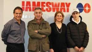 Jamesway promueve al Dr. Jesús Campa