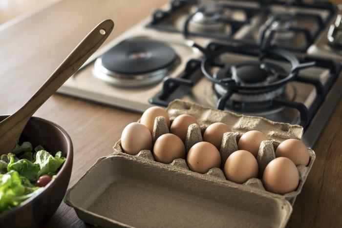 Korin presenta su línea de huevos de gallina 'caipira'
