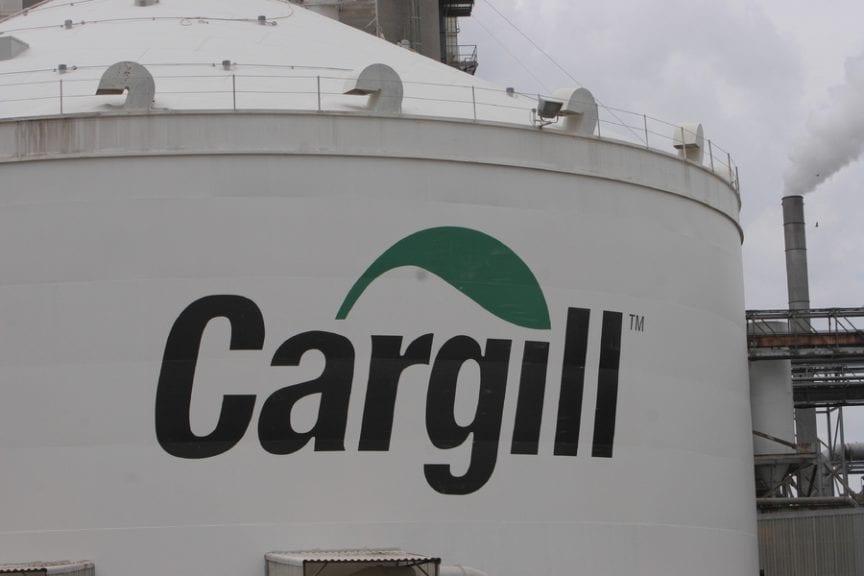 Cargill creció en ventas de pollo, pero tuvo pérdidas