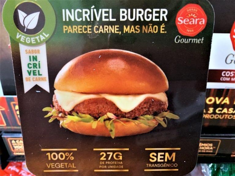 Mi primera experiencia con la hamburguesa increíble