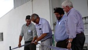 Avícolas uruguayas estrenan sistema de control de faena