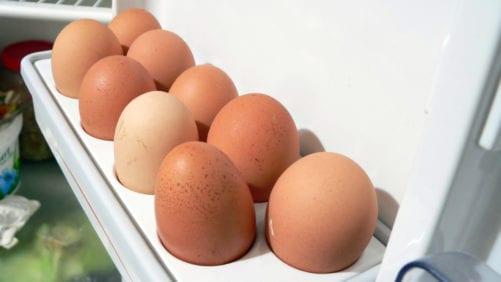 Cómo mantener la calidad del huevo por más tiempo