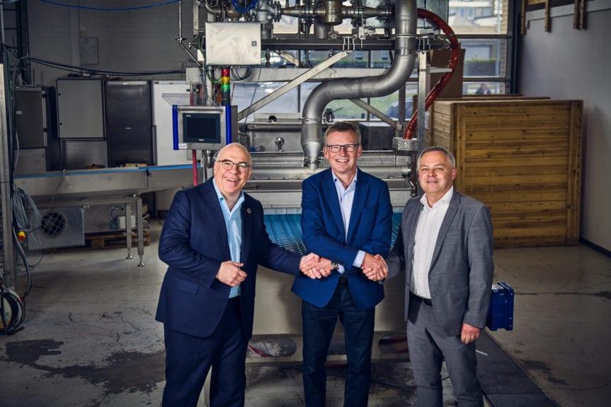 Sanovo compra tecnología de descontaminación por ultrasonido