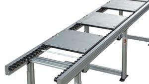 Dorner ERT250 transportador de tecnología de rodillos