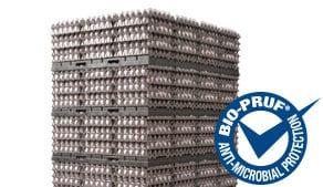 Southwest Agri-Plastics DURAPLAS sistema de transporte de huevos