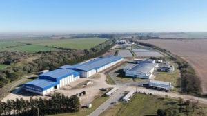 Grupo Motta de Argentina desarrolla nueva planta de pollo